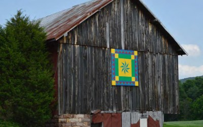 PCCA's Quilt-Barn Project