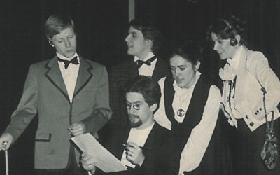 BTE Celebrates 41 Years of Theatre in Bloomsburg (PA's only town)