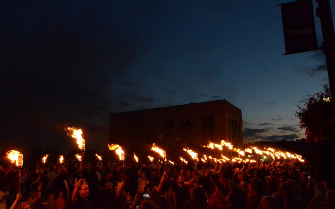 Waterfire Sharon—Weekend Fun in Mercer County