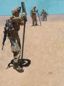 CWO2 Michael D. Fay, USMCR