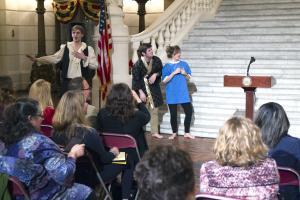 Arts Council Press Conference :: April 29, 2014